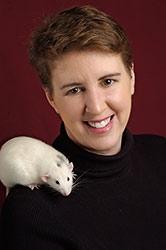 Kara and Salty Rat